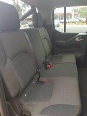 2013 Nissan Navara D40 S5 MY12 ST-X Black/Grey SEMI AUTO 7 FLO Utility