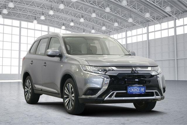 Used Mitsubishi Outlander ZL MY19 ES AWD, 2018 Mitsubishi Outlander ZL MY19 ES AWD Grey 6 Speed Constant Variable Wagon