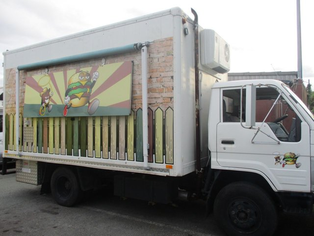 Used Toyota Dyna  , 1994 Toyota Dyna Food Truck White PAN TEC 3.7l