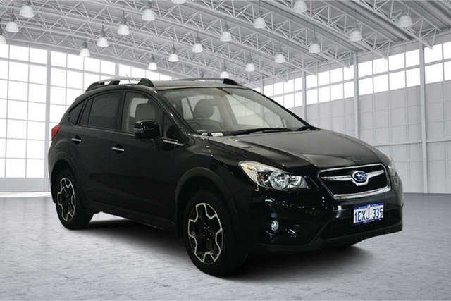 Used Subaru XV G4X MY14 2.0i-S Lineartronic AWD, 2015 Subaru XV G4X MY14 2.0i-S Lineartronic AWD Black 6 Speed Constant Variable Wagon