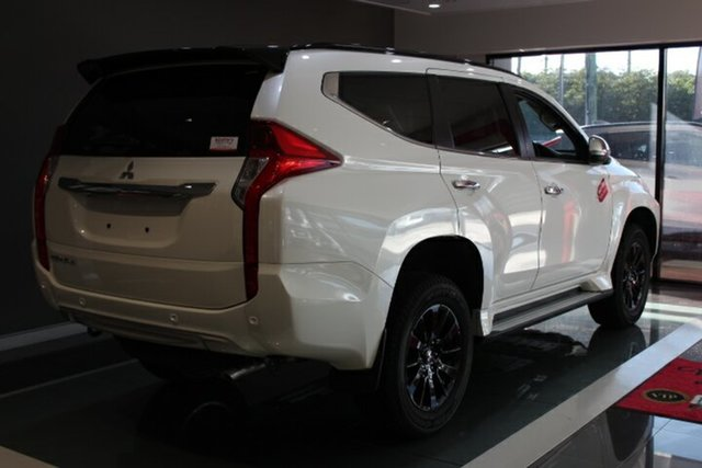 New Mitsubishi Pajero Sport QE MY19 Black Edition, 2018 Mitsubishi Pajero Sport QE MY19 Black Edition Starlight 8 Speed Sports Automatic Wagon