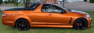 2017 Holden Ute VF II MY17 SS V Ute Redline Orange 6 Speed Sports Automatic Utility.
