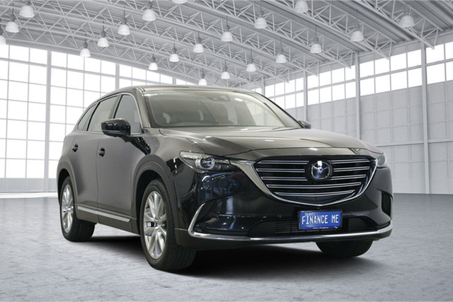 Used Mazda CX-9 TC Azami SKYACTIV-Drive i-ACTIV AWD, 2016 Mazda CX-9 TC Azami SKYACTIV-Drive i-ACTIV AWD Black 6 Speed Sports Automatic Wagon