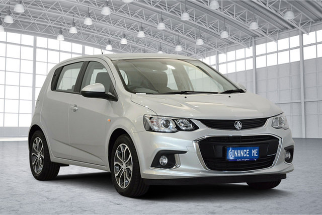 Used Holden Barina TM MY18 LS, 2018 Holden Barina TM MY18 LS Silver 6 Speed Automatic Hatchback