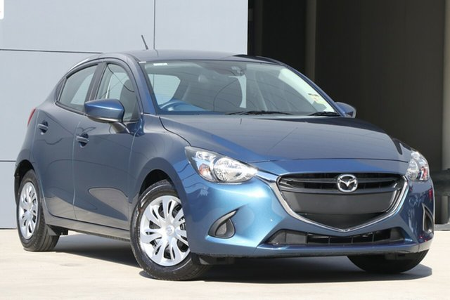 New Mazda 2 DJ2HA6 Neo SKYACTIV-MT, 2019 Mazda 2 DJ2HA6 Neo SKYACTIV-MT Eternal Blue 6 Speed Manual Hatchback