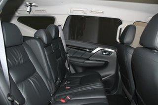 2018 Mitsubishi Pajero Sport QE MY19 Black Edition Starlight 8 Speed Sports Automatic Wagon