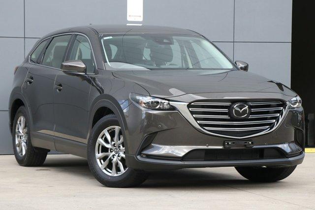 Used Mazda CX-9 TC Touring SKYACTIV-Drive, 2018 Mazda CX-9 TC Touring SKYACTIV-Drive Titanium Flash 6 Speed Sports Automatic Wagon