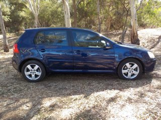 2008 Volkswagen Golf V MY09 Pacific DSG 6 Speed Sports Automatic Dual Clutch Hatchback.