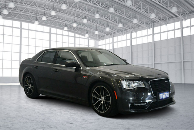 Used Chrysler 300 LX MY18 SRT Core, 2018 Chrysler 300 LX MY18 SRT Core Grey 8 Speed Sports Automatic Sedan