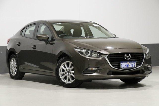 Used Mazda 3 BN MY17 Neo, 2017 Mazda 3 BN MY17 Neo Grey 6 Speed Automatic Sedan