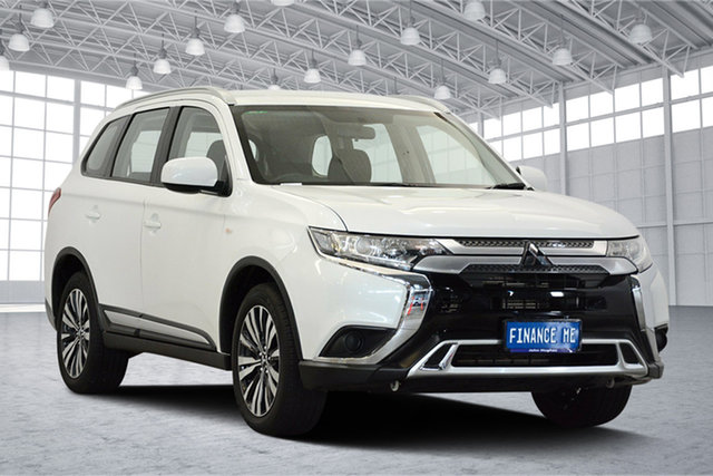 Used Mitsubishi Outlander ZL MY19 ES AWD, 2018 Mitsubishi Outlander ZL MY19 ES AWD Starlight 6 Speed Constant Variable Wagon