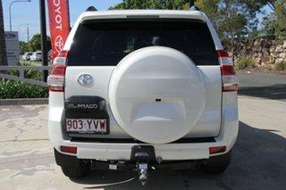 2016 Toyota Landcruiser Prado GDJ150R VX Crystal Pearl 6 Speed Sports Automatic Wagon