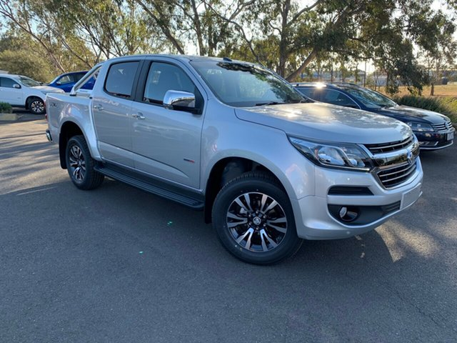 New Holden Colorado RG MY19 LTZ Pickup Crew Cab, 2019 Holden Colorado RG MY19 LTZ Pickup Crew Cab Nitrate 6 Speed Sports Automatic Utility