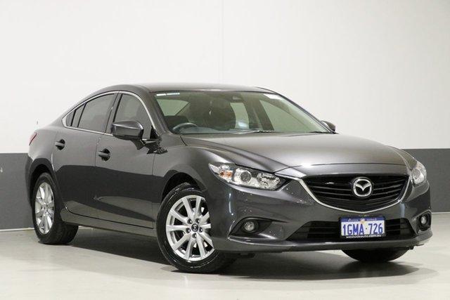 Used Mazda 6 6C MY17 (gl) Sport, 2017 Mazda 6 6C MY17 (gl) Sport Grey 6 Speed Automatic Sedan