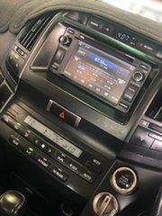 2009 Toyota Landcruiser VDJ200R GXL Silver 6 Speed Sports Automatic Wagon