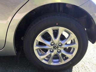2019 Mazda 2 DJ2HAA Maxx SKYACTIV-Drive Aluminium 6 Speed Sports Automatic Hatchback