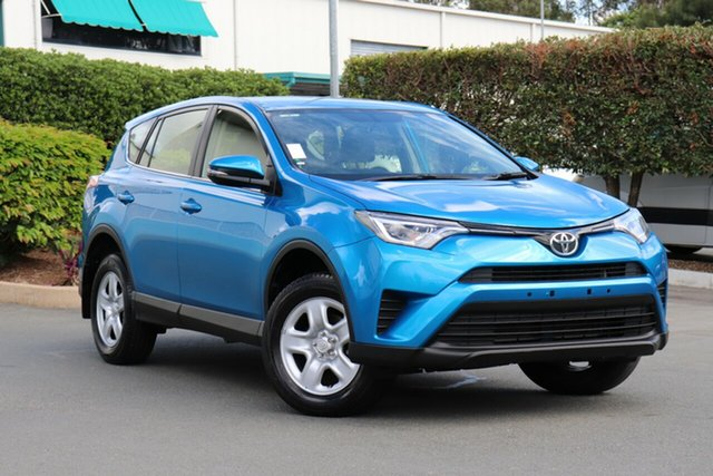 Used Toyota RAV4 ZSA42R GX 2WD, 2016 Toyota RAV4 ZSA42R GX 2WD Blue 7 Speed Constant Variable Wagon