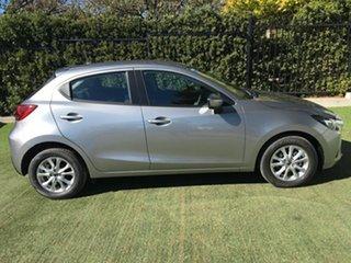 2019 Mazda 2 DJ2HAA Maxx SKYACTIV-Drive Aluminium 6 Speed Sports Automatic Hatchback.