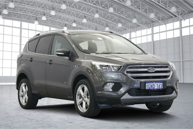 Used Ford Escape ZG Trend AWD, 2017 Ford Escape ZG Trend AWD Magnetic 6 Speed Sports Automatic Wagon