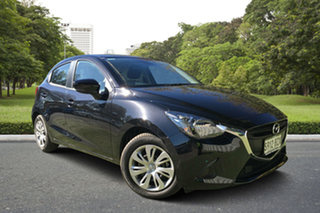 2019 Mazda 2 DJ2HAA Neo SKYACTIV-Drive Jet Black 6 Speed Sports Automatic Hatchback.
