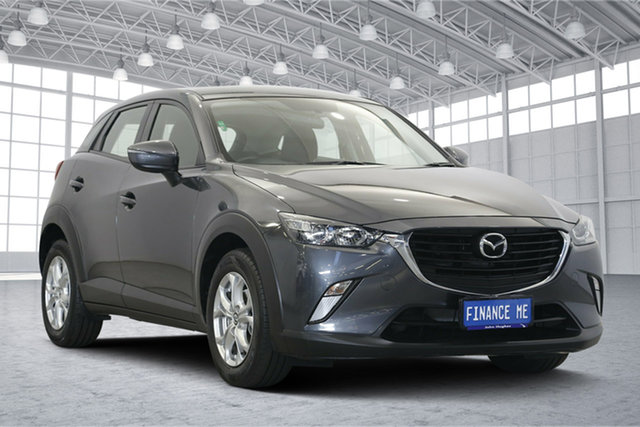 Used Mazda CX-3 DK2W7A Maxx SKYACTIV-Drive, 2015 Mazda CX-3 DK2W7A Maxx SKYACTIV-Drive Grey 6 Speed Sports Automatic Wagon