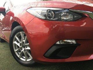 2014 Mazda 3 BM5278 Maxx SKYACTIV-Drive Red 6 Speed Sports Automatic Sedan.