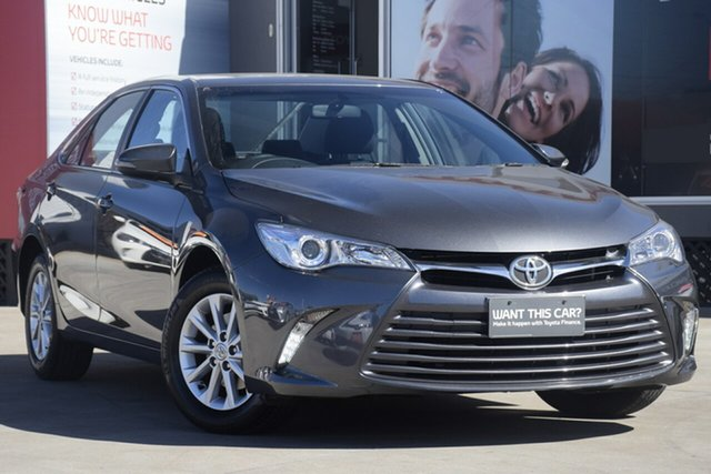 Used Toyota Camry ASV50R Altise, 2017 Toyota Camry ASV50R Altise Grey 6 Speed Sports Automatic Sedan