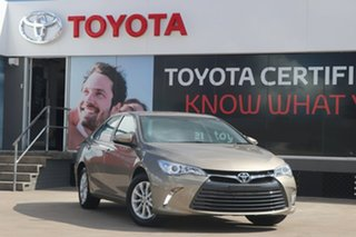 2017 Toyota Camry ASV50R Altise Magnetic Bronze 6 Speed Sports Automatic Sedan.