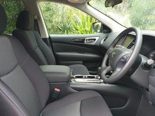 2018 Nissan Pathfinder R52 Series II MY17 ST X-tronic 2WD Gun Metallic 1 Speed Constant Variable