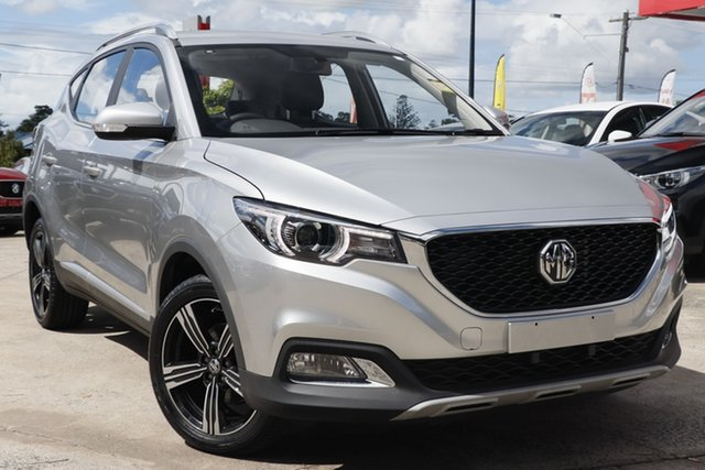 New MG ZS AZS1 Excite 2WD, 2018 MG ZS AZS1 Excite 2WD Sterling Silver 4 Speed Automatic Wagon