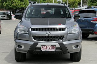 2015 Holden Colorado RG MY16 Z71 Crew Cab Grey 6 Speed Sports Automatic Utility