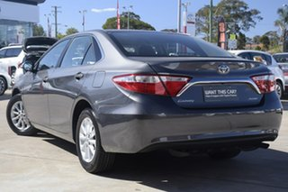 2017 Toyota Camry ASV50R MY16 Altise Grey 6 Speed Automatic Sedan.