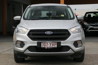 2018 Ford Escape ZG 2018.00MY Ambiente 2WD Silver 6 Speed Sports Automatic Wagon