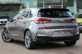 2019 Hyundai i30 PD.3 MY19 N Line D-CT M6t 7 Speed Sports Automatic Dual Clutch Hatchback.