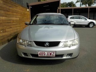 2003 Holden Commodore VY Equipe Silver 4 Speed Automatic Wagon