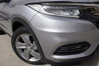 2019 Honda HR-V MY19 +Luxe Lunar Silver 1 Speed Constant Variable Hatchback.
