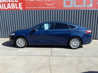 2015 Ford Mondeo MD Trend PwrShift Blue 6 Speed Sports Automatic Dual Clutch Hatchback
