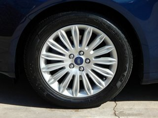 2015 Ford Mondeo MD Trend PwrShift Blue 6 Speed Sports Automatic Dual Clutch Hatchback.