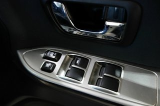 2014 Mitsubishi Pajero NW MY14 GLX White 5 Speed Manual Wagon