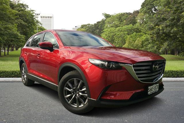 Demo Mazda CX-9 TC Sport SKYACTIV-Drive, 2019 Mazda CX-9 TC Sport SKYACTIV-Drive Soul Red 6 Speed Sports Automatic Wagon