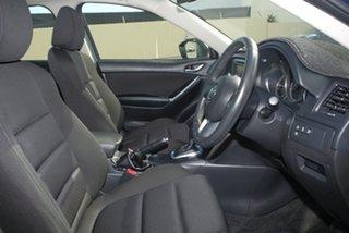 2014 Mazda CX-5 KE1022 Maxx SKYACTIV-Drive AWD Sport Blue Reflex 6 Speed Sports Automatic Wagon