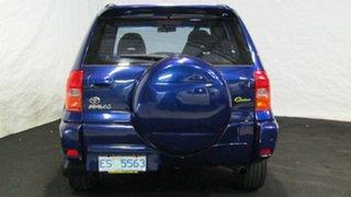 2000 Toyota RAV4 SXA11R Cruiser Blue 5 Speed Manual Wagon