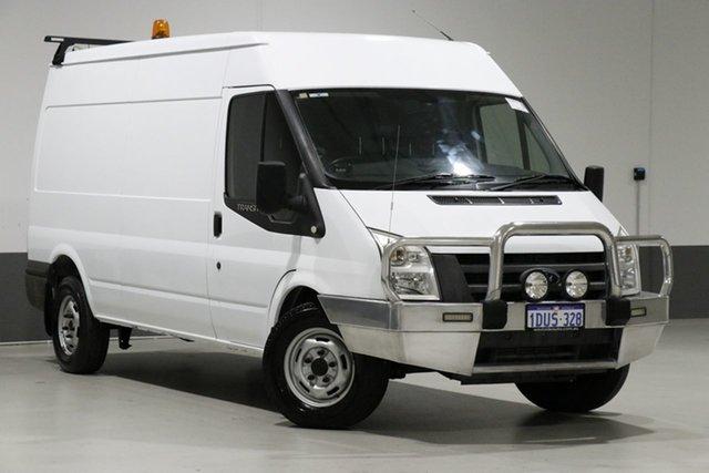 Used Ford Transit VM MY08 High (LWB), 2011 Ford Transit VM MY08 High (LWB) White 6 Speed Manual Van
