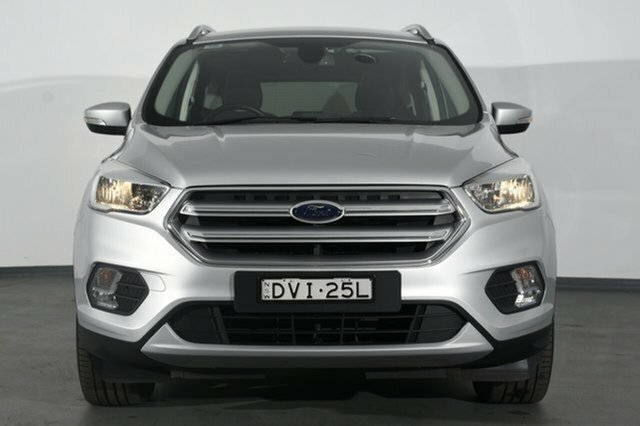 Used Ford Escape ZG 2018.00MY Trend 2WD, 2018 Ford Escape ZG 2018.00MY Trend 2WD Silver 6 Speed Sports Automatic SUV