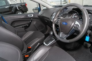 2017 Ford Fiesta WZ Sport PwrShift Blue 6 Speed Sports Automatic Dual Clutch Hatchback