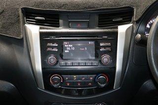 2015 Nissan Navara NP300 D23 ST (4x4) Black 7 Speed Automatic Dual Cab Utility