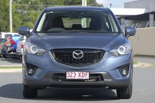 2014 Mazda CX-5 KE1022 Maxx SKYACTIV-Drive AWD Sport Blue Reflex 6 Speed Sports Automatic Wagon