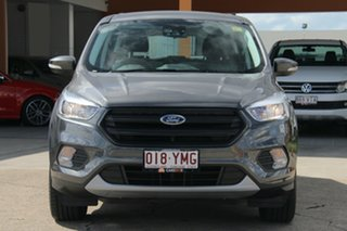 2018 Ford Escape ZG 2018.75MY Ambiente 2WD Grey 6 Speed Sports Automatic Wagon