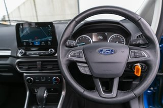 2018 Ford Ecosport BL Trend Blue 6 Speed Automatic Wagon