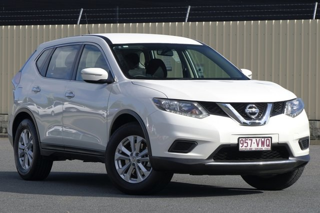 Used Nissan X-Trail T32 ST X-tronic 2WD, 2014 Nissan X-Trail T32 ST X-tronic 2WD White 7 Speed Constant Variable Wagon